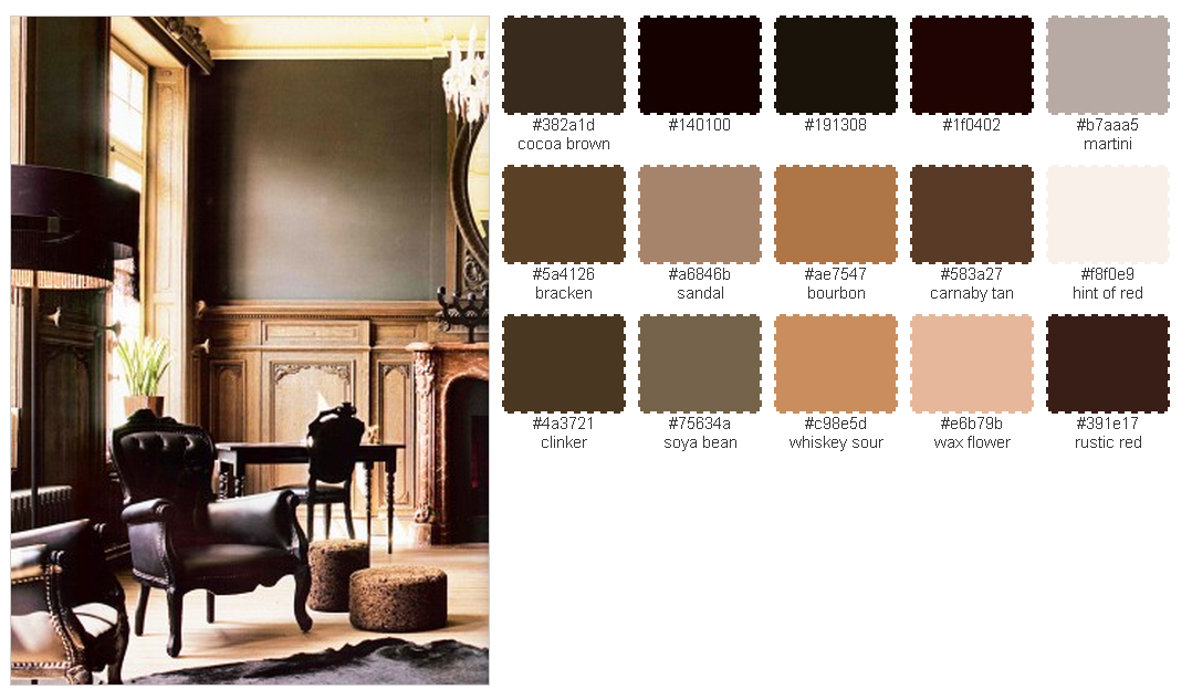 Colour Palette Generator Little Bennet