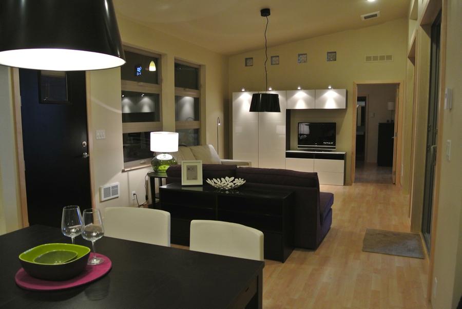 Ikea House: 1 Bed + 1 Car $86,500 – Little Bennet