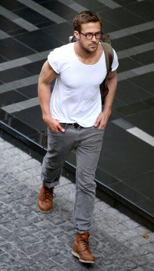 Ryan Gosling Style: Casual – Little Bennet