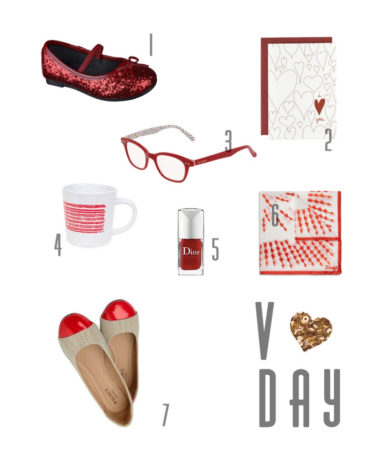 valentines day not over the top accessories