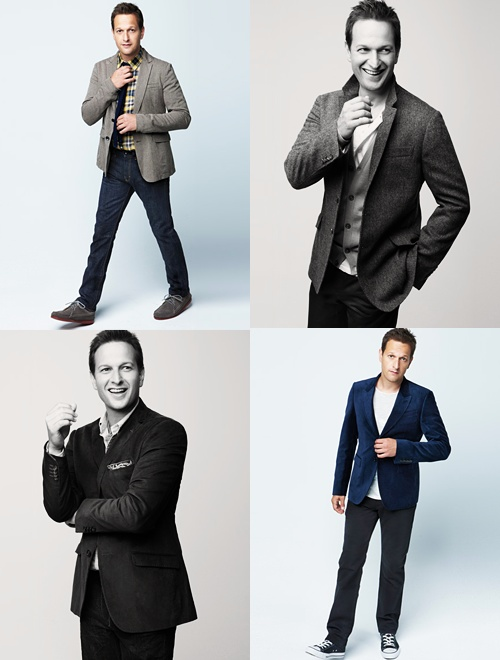 josh charles plays will gardner in the good wife