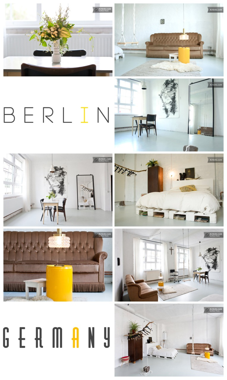 BERLIN factory apartment