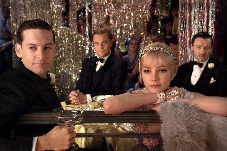 great gatsby movie set design