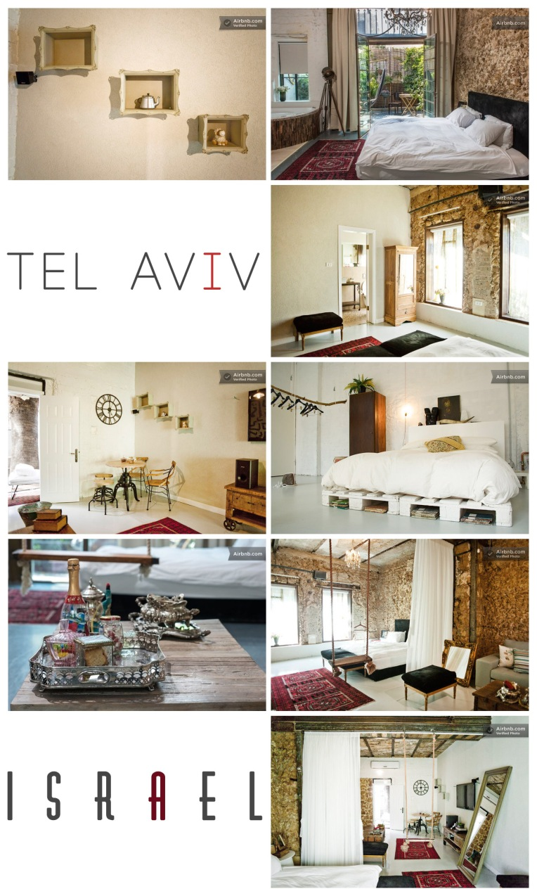 ISRAEL accommodation