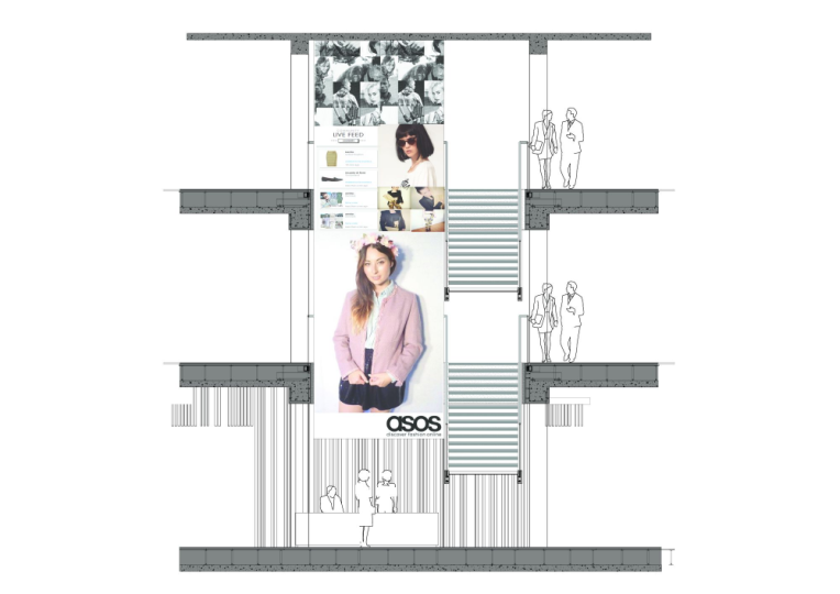 asos office construction drawings