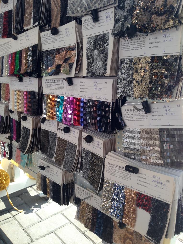 wholesale sequins fabrics