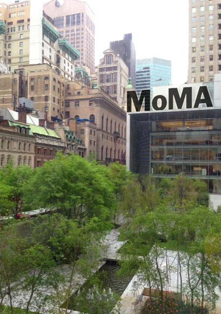 Museum of Modern Art New York A review