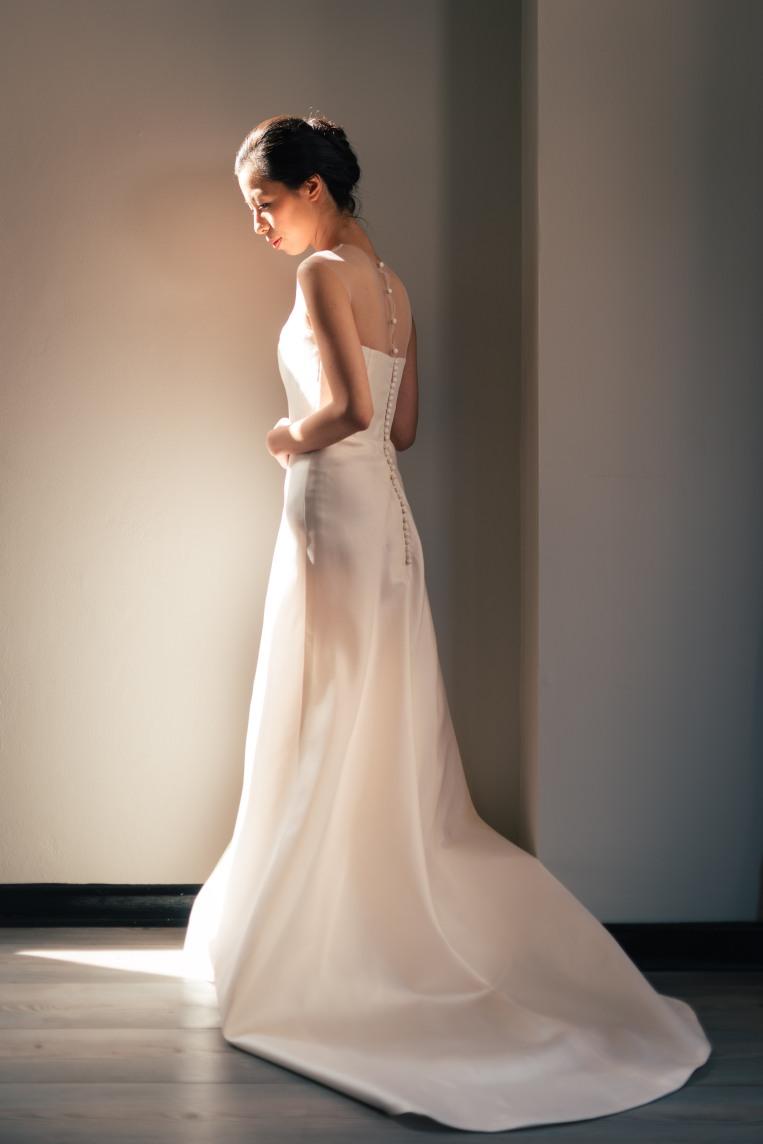 little bennet wedding dress