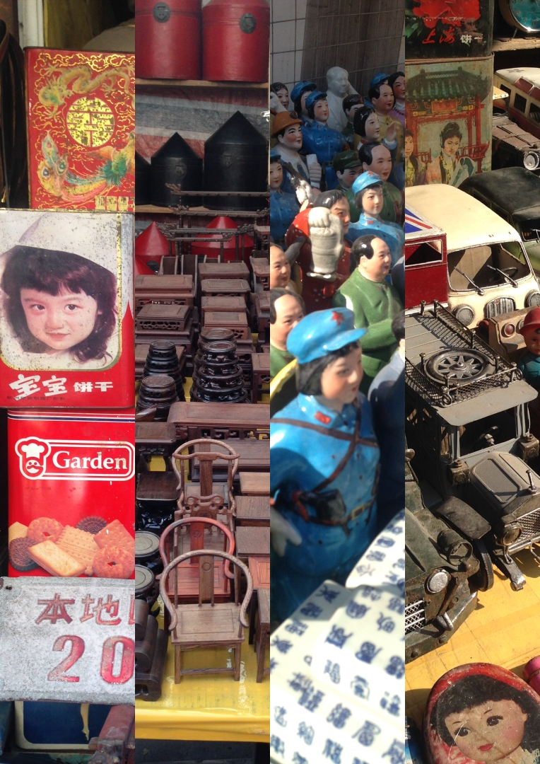 antique market in shanghai