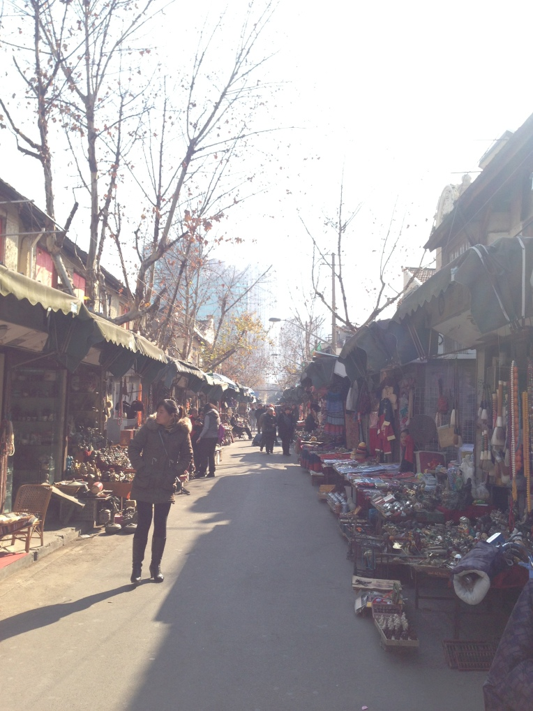 shanghai antique market