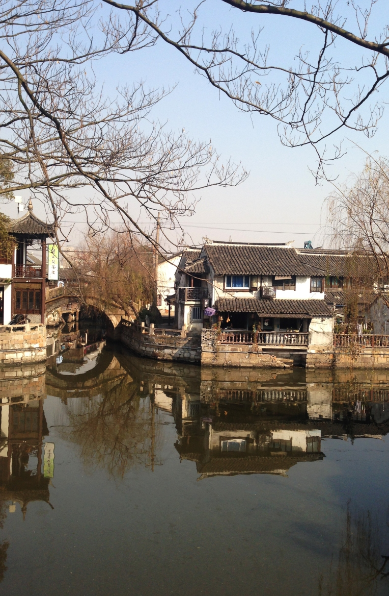 chinese old heritage towns